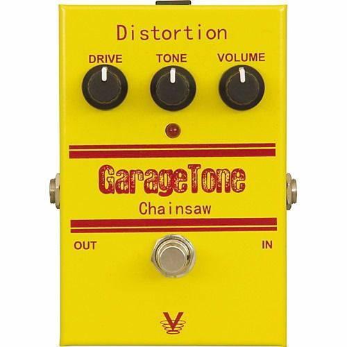 Pedal para Guitarra Visual Sound Garagetone Chainsaw