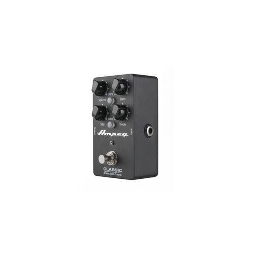 Pedal Pré-Amplificador para Baixo Classic Analog Bass Ampeg