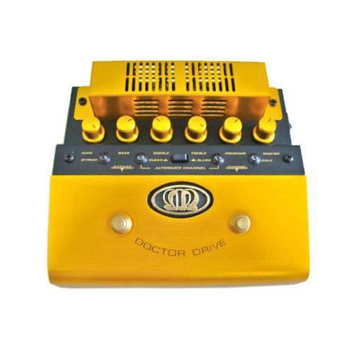 Pedal Pré Amplificador Valvulado Doctor Drive Meteoro