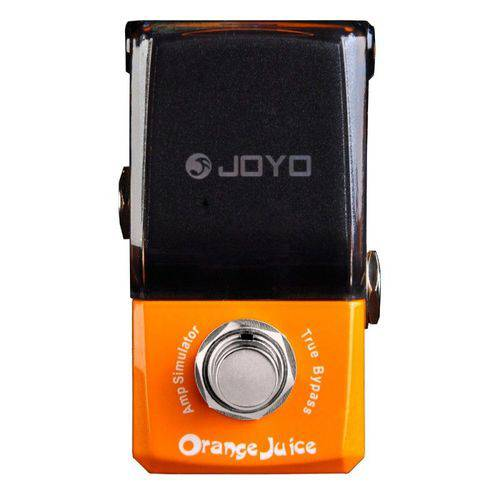 Pedal Simulador de Amp Joyo JF-310 Orange Juice