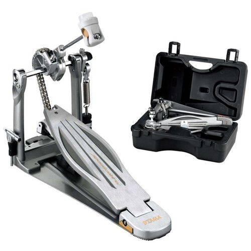 Pedal Single Tama New Speed Cobra Hp910ln com Mola Propulsora Cobra Coil e Case