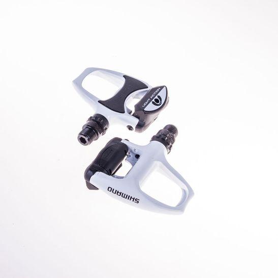 Pedal Spd Shimano R-540 Branco Speed