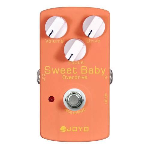 Pedal Sweet Baby Joyo Overdrive