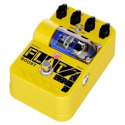 Pedal Vox Tonegarage Flat 4 Boost Tg1 Fl4bt