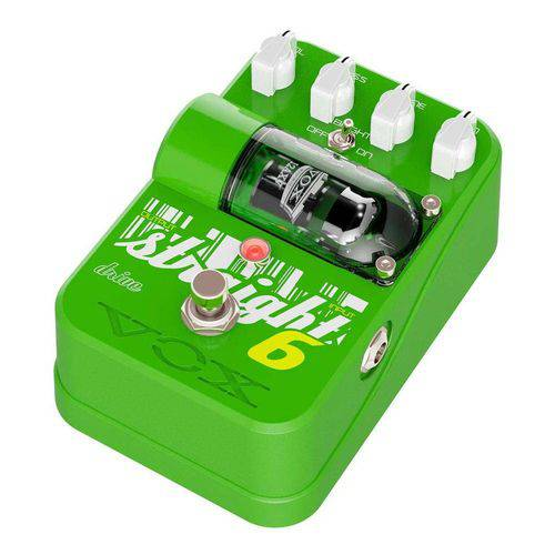 Pedal Vox Tonegarage Straigtht 6 Drive Tg1-st6od