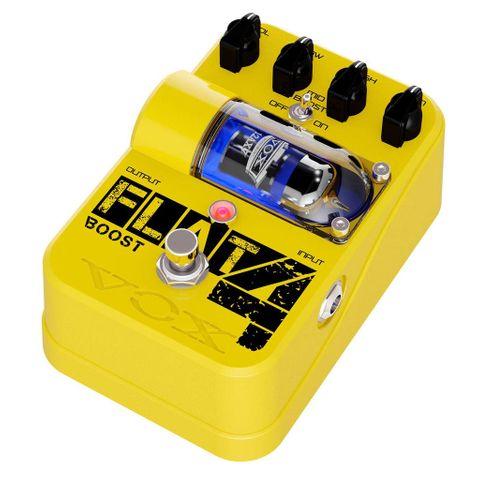 Pedal X Tonegarage Flat 4 Boost Tvog1-fl4bt Pedal Vox Tonegarage Flat 4 Boost Tg1-fl4bt
