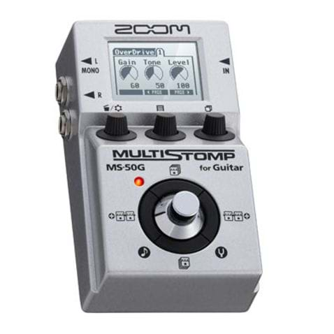 Pedal Zoom Ms 50g