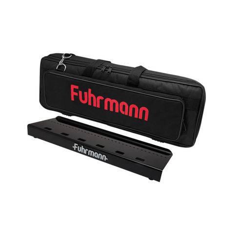 Pedalboard Fuhrmann Pequeno Preto Pb4 Pt