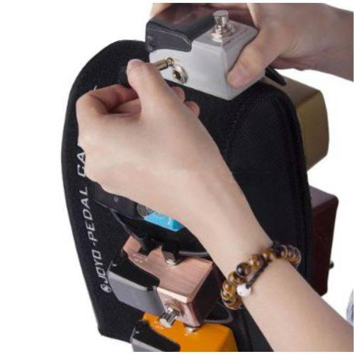 Pedalboard Joyo Pedal Carpet + Pedal Bag