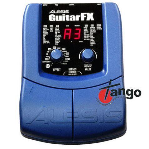 Pedaleira Alesis Guitar Fx