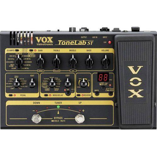 Pedaleira de Efeitos Vox Tonelab St