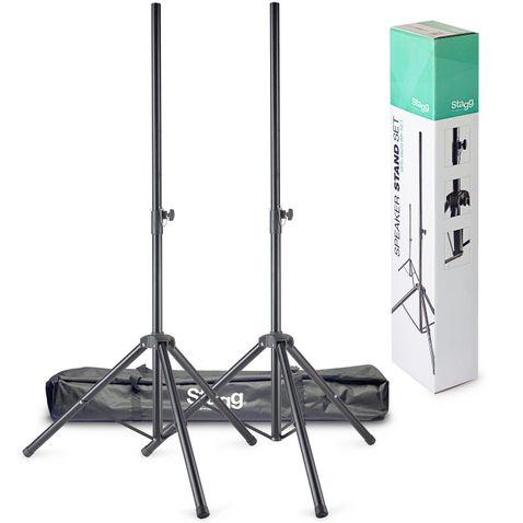 Pedestal Caixa Stagg Sps 0620 Set Bk - Preto