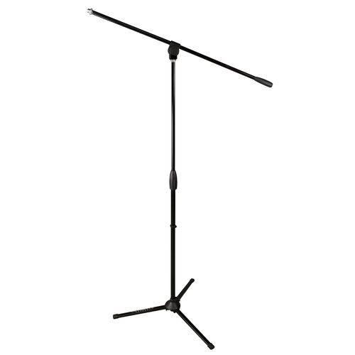Pedestal de Microfone Profissional Ajustável Ultimate Mc-40b