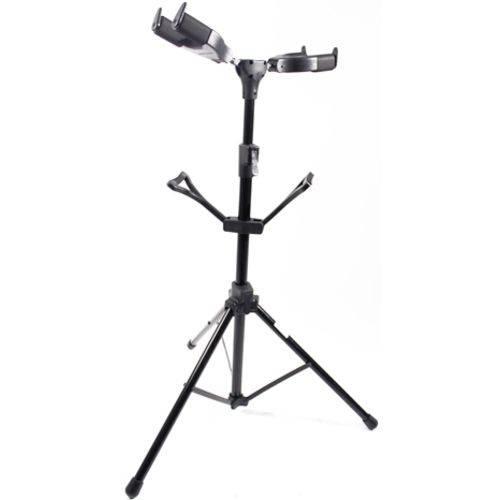 Pedestal Duplo para Instrumentos Benson Bgs 202