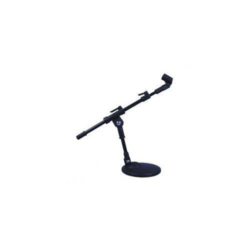 Pedestal Microfone Vector Mesa Mini Girafa Sm 20p