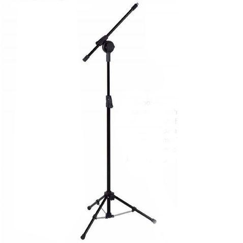 Pedestal Microfone Visao Pe2bk Preto