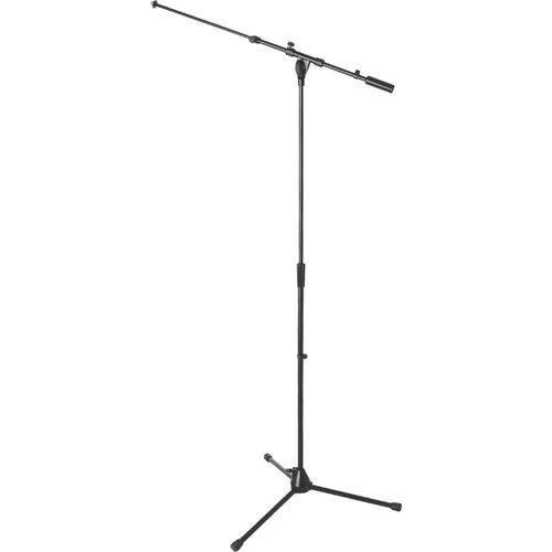 Pedestal para Microfone On Stage Girafa Heavy-Duty MS9701TB+