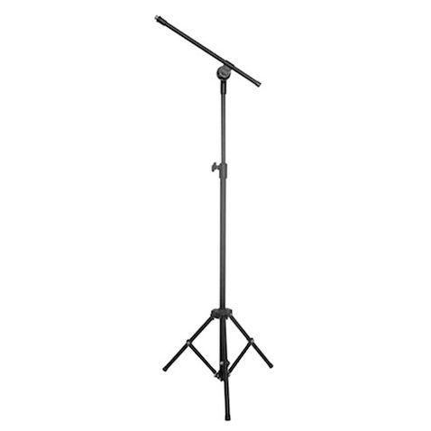 Pedestal Ricci de Microfone Pm1s Slim Preto