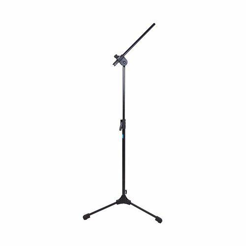 Pedestal Suporte Microfone Banner Girafa Tps Preto Ask
