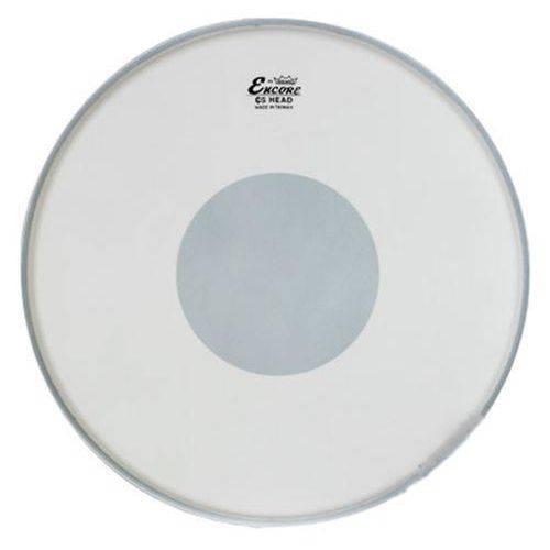 Pele Encore Remo Cs Clear Controlled Sound 10¨ Bola Central (10594)