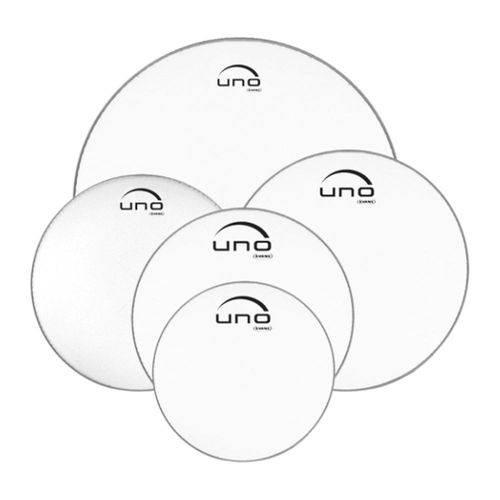 "Pele para Bateria Kit 12"" 13"" 16"" 22"" e 14"" UNO STD UPG2CLS22 - Evans #T1 #T2"