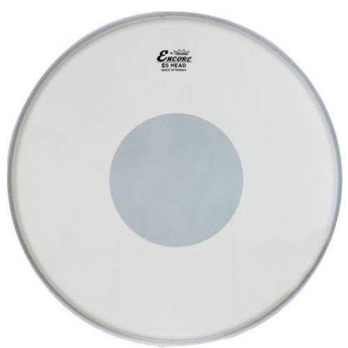 Pele para Caixa 13'' Encore By Remo Porosa Controlled Sound com Bola Preta En-0113-ct