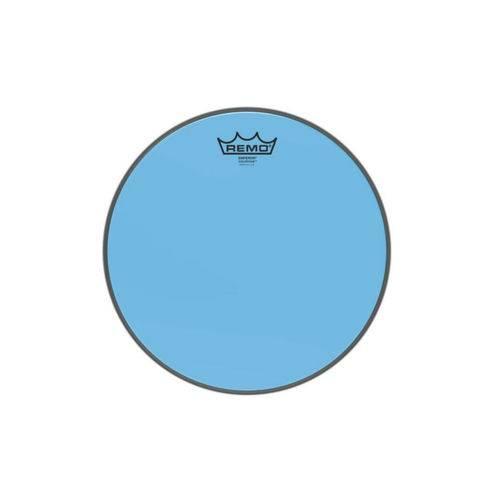 Pele Remo 12 Emperor Colortone Transparente Azul Be-0312-Ct-Bu Remo