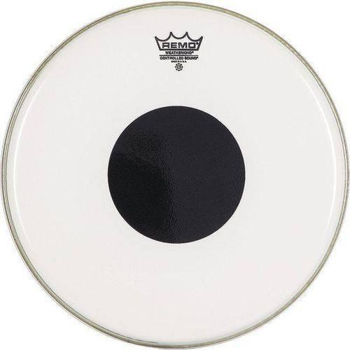 Pele Remo Cs Clear Controlled Sound 10¨ com Bola Central (10368)