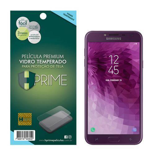 Película Hprime Samsung Galaxy J4 - Vidro Temperado