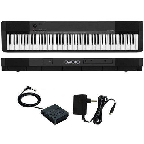 Piano Digital Casio CDP135BK