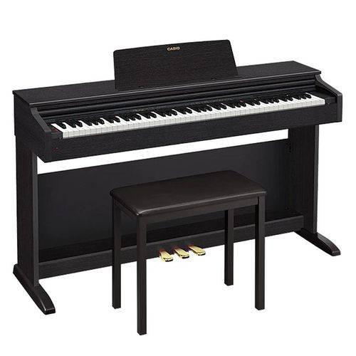 Piano Digital Casio Celviano Ap270 com Fonte e Banco Ap-270