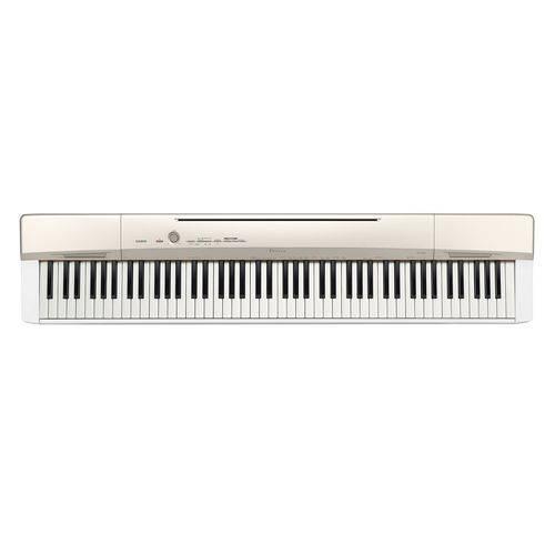 Piano Digital Casio Privia PX-160 - Dourado