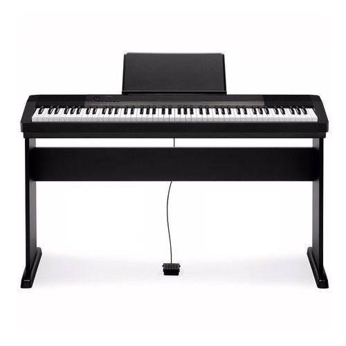 Piano Digital Cdp135 88 Teclas Sensíveis USB com Estante Casio