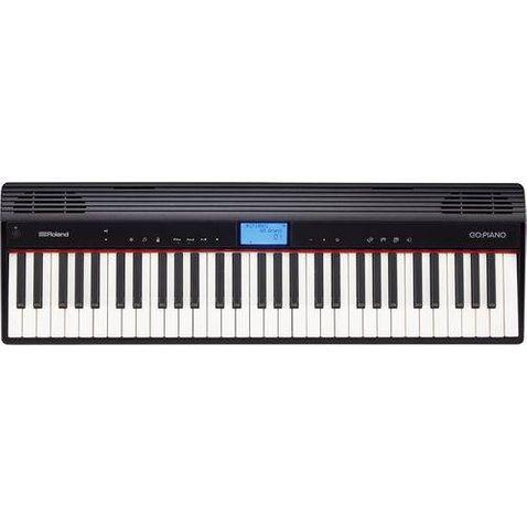 Piano Digital Roland Go 61p Preto