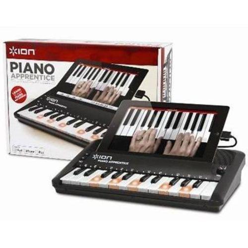 Pianoapp Teclado 25 Teclas Piano Apprentice Ion
