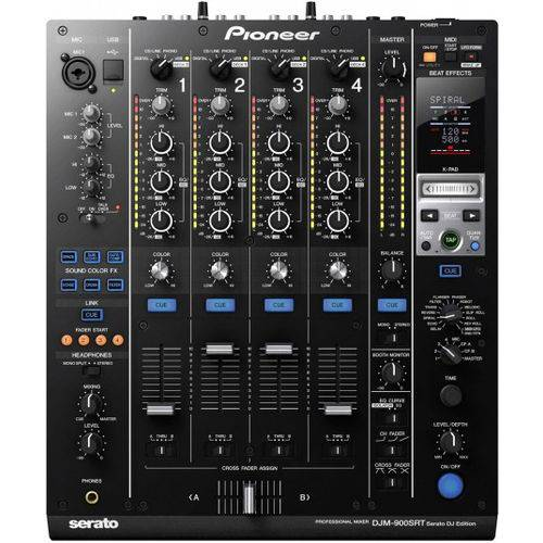 Pioneer DJ Mixer DJM 900SRT