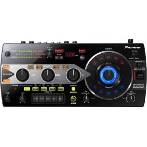 Pioneer DJ Mixer RMX 1000 Mixer Station