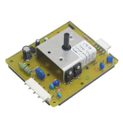 Placa Eletrônica Potência Lavadora Electrolux Lte06 64502027 Bivolt