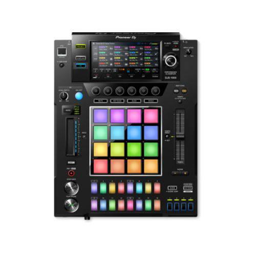 Player DJ Pioneer Sampler DJS1000