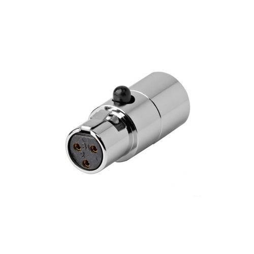 Plug Akg Adaptador Mini Xlr Mda1 Akg