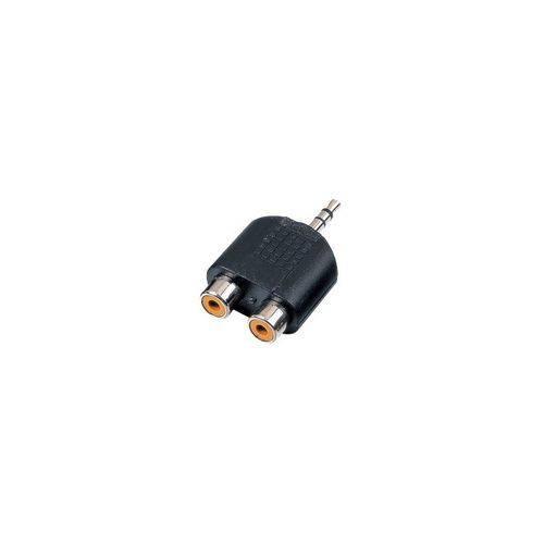 Plug Allcom Adaptador 2rca/p2st