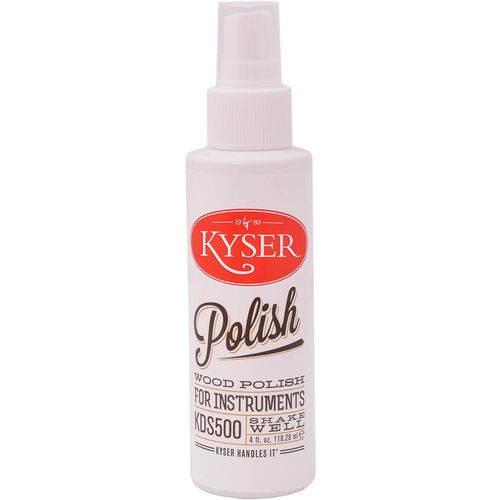 Polidor Kyser para Instrumentos de Cordas em Spray