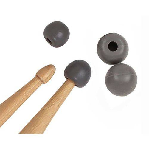 Pontas de Borracha para Estudo Vic Firth Upt Pack com 2 Pares (pad de Estudo) 10279