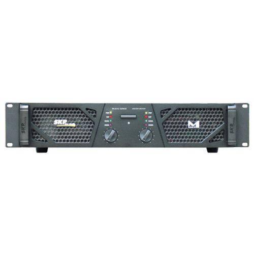 Potência 3600W Skp Maxg 5010D