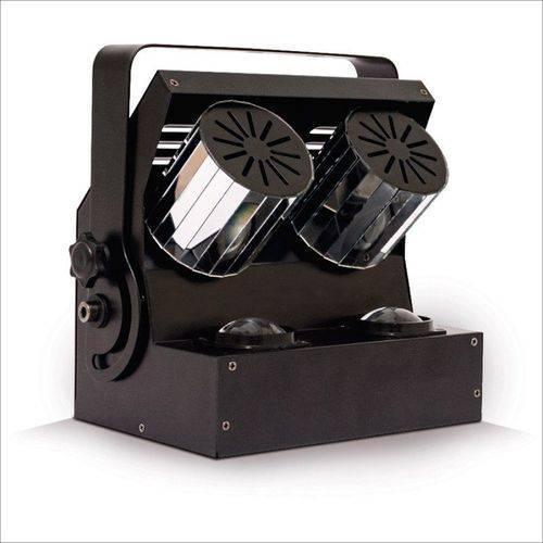 Power Spin - Led 4x1 8 Canais Dmx - Bivolt - Pls