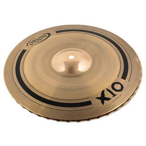 """Prato Chimbal Hi Hat 14"""" (Par) SPX14HH X10 - Orion 2984"""