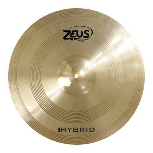 "Prato Chimbau 14"" Zeus Hybrid Hi-Hat"