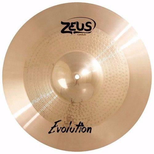 Prato de Bateria Zeus Evolution Splash 10 Zevs10 Liga B10