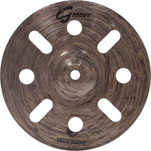 Prato Octagon New Concept By Groove Crash 16 Gr16fn