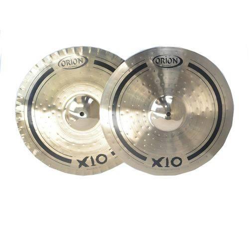 "Prato Orion Chimbal HI HAT 15"" SPX15HH X10 Bronze B10"